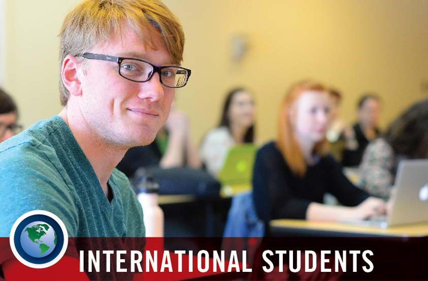 International Students (Outside the USA) - Application & Enrollment Process
